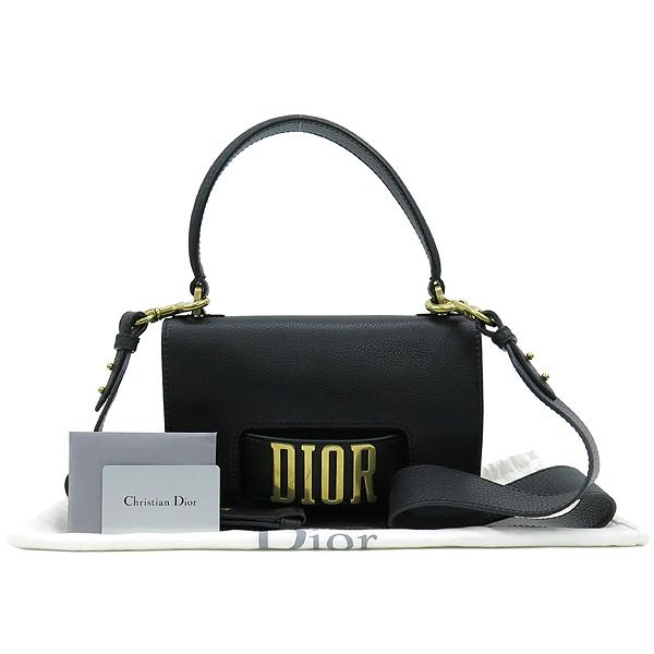 Dior(크리스챤디올) M8001CVQR 블랙 컬러 DIO(R)EVOLUTION (레볼루션) 2WAY 백 [강남본점]