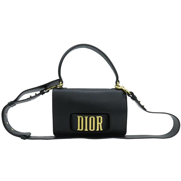 Dior(크리스챤디올) M8001CVQR 블랙 컬러 DIO(R)EVOLUTION (레볼루션) 2WAY 백 [강남본점] 이미지2 - 고이비토 중고명품