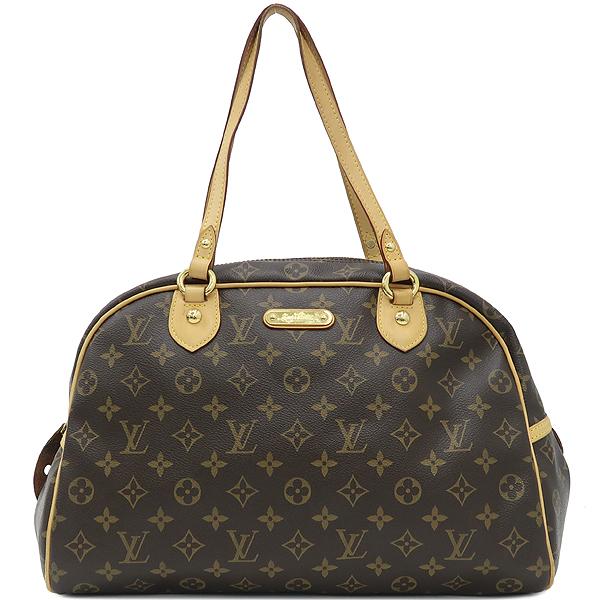 Louis Vuitton(루이비통) M95566 모노그램 캔버스 몽트로고이GM 숄더백 [강남본점]