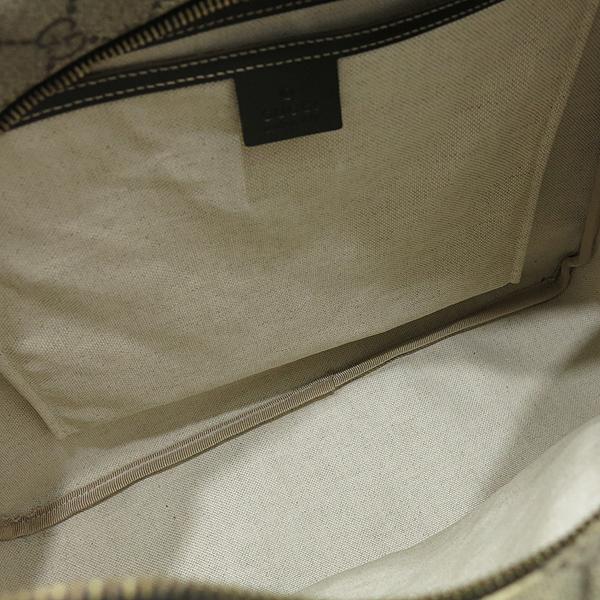 Gucci(구찌) 211107 GG로고 PVC 브라운 레더 트리밍 크로스백 [인천점] 이미지7 - 고이비토 중고명품