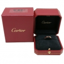Cartier(까르띠에) B4085251 18K 핑크 골드 미니 러브링 반지 - 11호 [인천점]