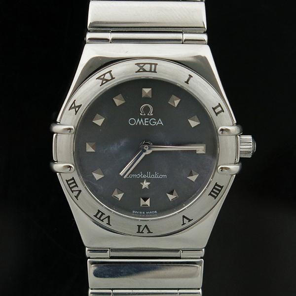 Omega(오메가) 1571.51.00 CONSTELLATION(컨스틸레이션) MY CHOICE 마이초이스 레이디 스틸 쿼츠 여성용 시계 [인천점] 이미지2 - 고이비토 중고명품