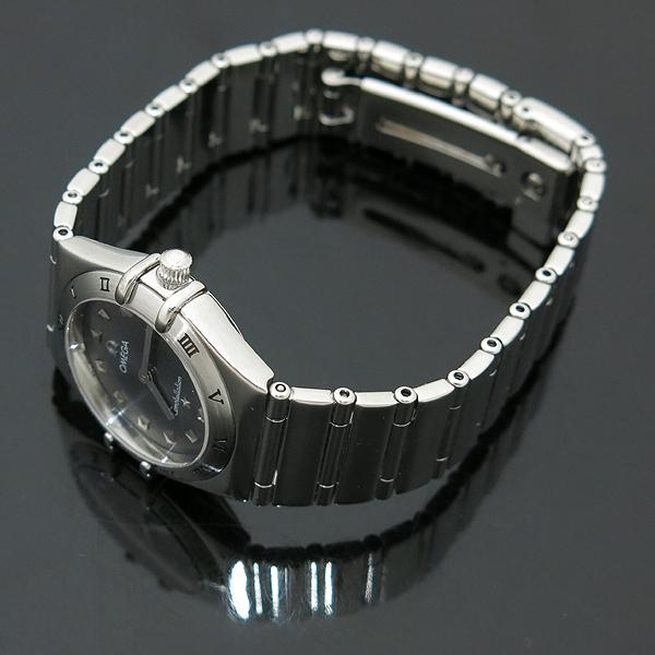 Omega(오메가) 1571.51.00 CONSTELLATION(컨스틸레이션) MY CHOICE 마이초이스 레이디 스틸 쿼츠 여성용 시계 [인천점] 이미지3 - 고이비토 중고명품