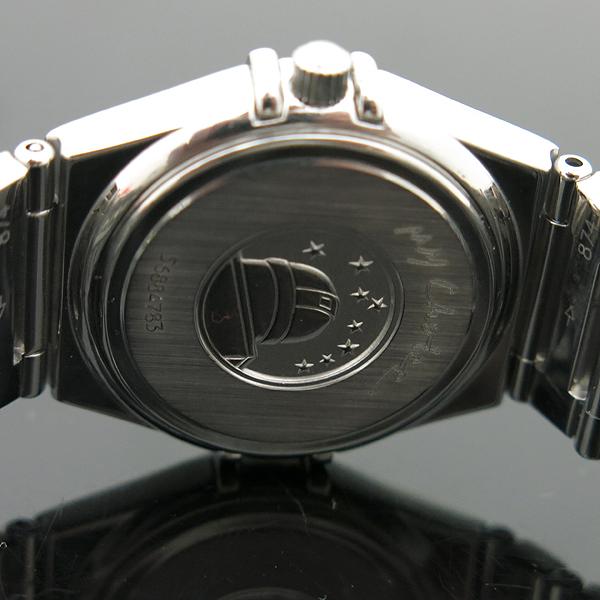 Omega(오메가) 1571.51.00 CONSTELLATION(컨스틸레이션) MY CHOICE 마이초이스 레이디 스틸 쿼츠 여성용 시계 [인천점] 이미지5 - 고이비토 중고명품