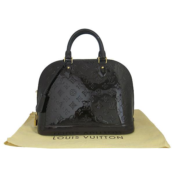 Louis Vuitton(루이비통) M91611 모노그램 베르니 알마 PM 토트백 [동대문점]