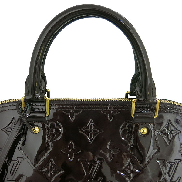 Louis Vuitton(루이비통) M91611 모노그램 베르니 알마 PM 토트백 [동대문점] 이미지4 - 고이비토 중고명품