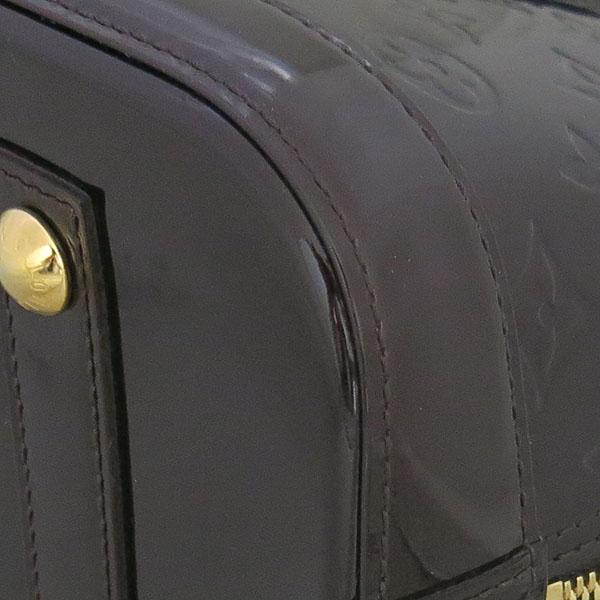 Louis Vuitton(루이비통) M91611 모노그램 베르니 알마 PM 토트백 [동대문점] 이미지5 - 고이비토 중고명품