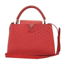 Louis Vuitton(루이비통) N93055 타조가죽 코클리코 컬러 카푸신(카퓌신) PM 2WAY [부산센텀본점]