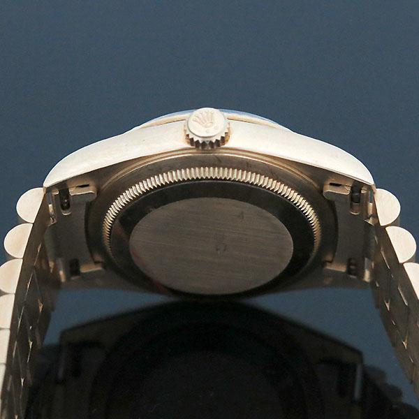 Rolex(로렉스) 18238 DAYDATE 데이데이트 18K 옐로우골드 금통 컴퓨터판 프레지던트 브레이슬릿 남성용시계 [부산센텀본점] 이미지4 - 고이비토 중고명품