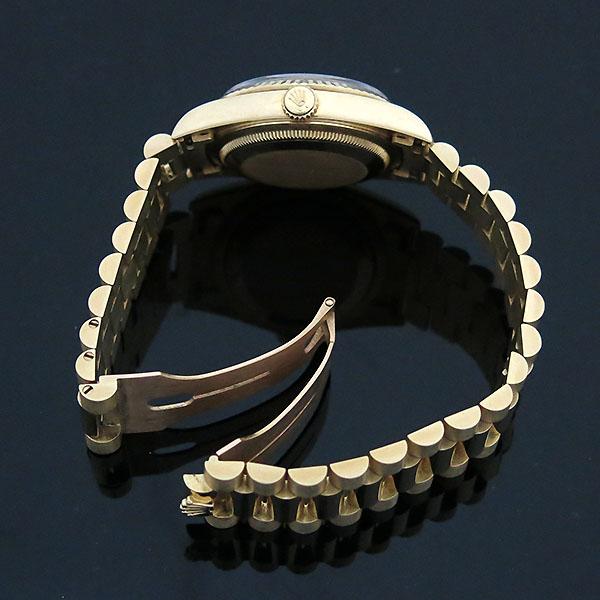 Rolex(로렉스) 18238 DAYDATE 데이데이트 18K 옐로우골드 금통 컴퓨터판 프레지던트 브레이슬릿 남성용시계 [부산센텀본점] 이미지5 - 고이비토 중고명품