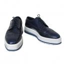 Prada(프라다) 2EG015 블루 컬러 남성용 클리퍼 구두 [동대문점]