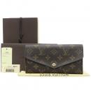 Louis Vuitton(루이비통) M60531 모노그램 캔버스 사라 월릿 장지갑 [대전본점]