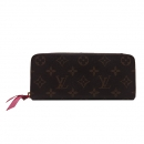 Louis Vuitton(루이비통) M60742 모노그램 클레망스 월릿 장지갑 [인천점]