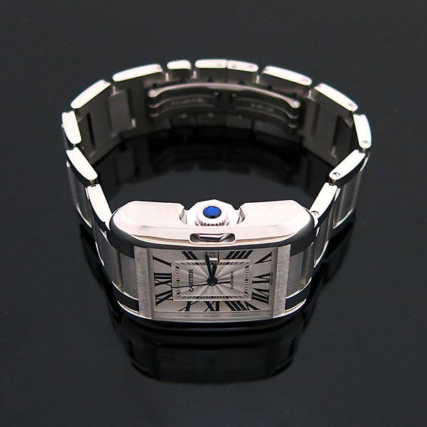 Cartier(까르띠에) W5310009 앙글레즈 L사이즈 오토매틱 스틸 남성용 시계 [부산센텀본점] 이미지3 - 고이비토 중고명품