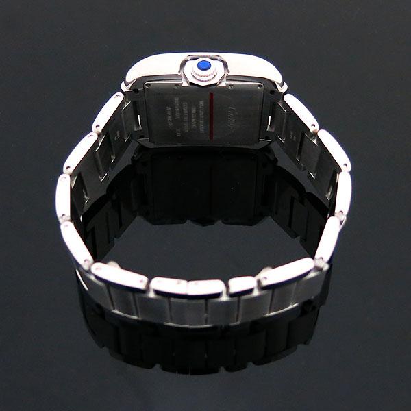 Cartier(까르띠에) W5310009 앙글레즈 L사이즈 오토매틱 스틸 남성용 시계 [부산센텀본점] 이미지4 - 고이비토 중고명품
