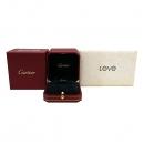 Cartier(까르띠에) B4085100 18K 화이트 골드 미니 러브링 반지-14호 [부산센텀본점]