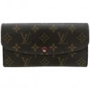 Louis Vuitton(루이비통) M60136 모노그램 캔버스 에밀리에 장지갑 [대전본점]