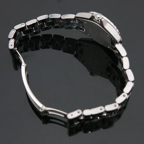 Chanel(샤넬) H2685 J12 29MM 그레이 티타늄 세라믹 베젤 쿼츠 8포인트 다이아 여성용 시계 [인천점] 이미지4 - 고이비토 중고명품