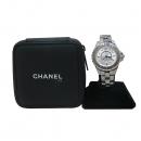 Chanel(샤넬) H2685 J12 29MM 그레이 티타늄 세라믹 베젤 쿼츠 8포인트 다이아 여성용 시계 [인천점]