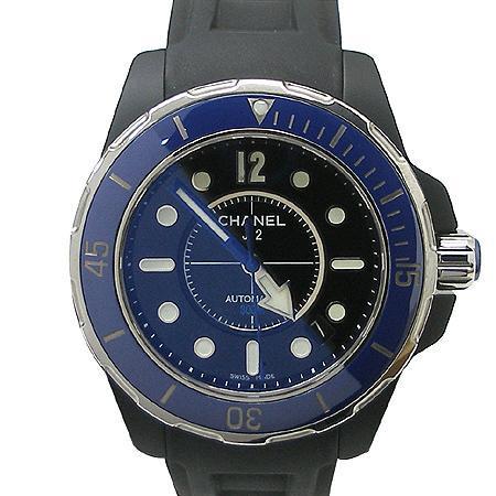 Chanel(샤넬) H2559 J12 마린 MARINE 42MM 오토매틱 러버밴드 남성용 시계 [대전시청점]