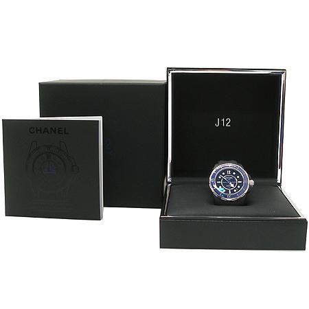 Chanel(샤넬) H2559 J12 마린 MARINE 42MM 오토매틱 러버밴드 남성용 시계 [대전시청점] 이미지2 - 고이비토 중고명품