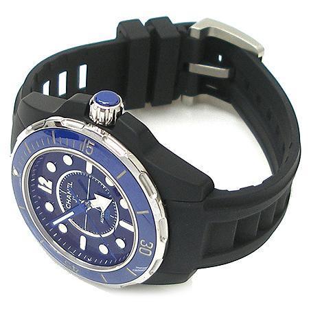 Chanel(샤넬) H2559 J12 마린 MARINE 42MM 오토매틱 러버밴드 남성용 시계 [대전시청점] 이미지3 - 고이비토 중고명품