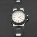 Bvlgari(불가리) AL29TA DIAGONO (디아고노) ALUMINIUM (알루미늄) 러버밴드 여성용 시계 [대구반월당본점]