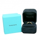 Tiffany(티파니) 18K 핑크골드 T 컬렉션 와이어 반지 - 10.5호 [대구동성로점]
