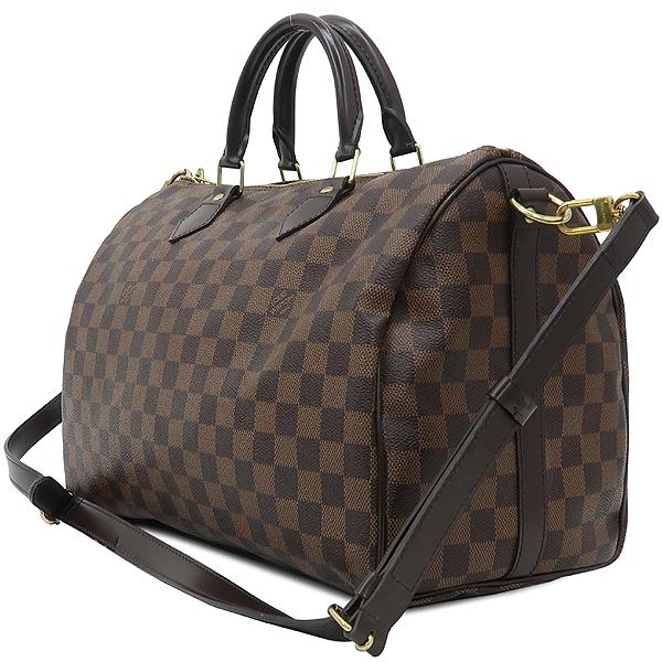 Louis Vuitton(루이비통) N41182 다미에 에벤 스피디 반둘리에 35 토트백 + 숄더스트랩 2WAY [강남본점] 이미지2 - 고이비토 중고명품