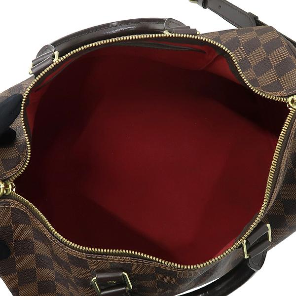 Louis Vuitton(루이비통) N41182 다미에 에벤 스피디 반둘리에 35 토트백 + 숄더스트랩 2WAY [강남본점] 이미지4 - 고이비토 중고명품