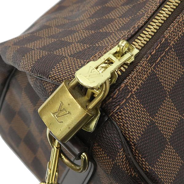 Louis Vuitton(루이비통) N41182 다미에 에벤 스피디 반둘리에 35 토트백 + 숄더스트랩 2WAY [강남본점] 이미지5 - 고이비토 중고명품