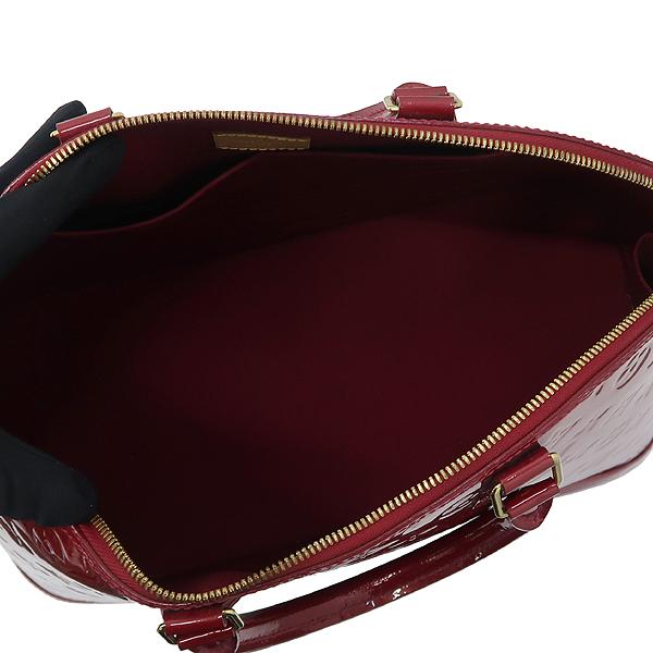 Louis Vuitton(루이비통) M93596 모노그램 베르니 폼다무르 알마 GM 토트백 [강남본점] 이미지5 - 고이비토 중고명품