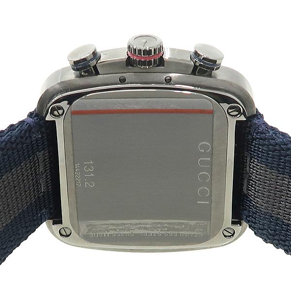 Gucci(구찌) YA131203 쿠페 크로노그래프 남성용 시계 [강남본점] 이미지4 - 고이비토 중고명품