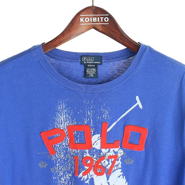 Polo Ralphlauren(폴로) 남성용 반팔 티 [강남본점] 이미지2 - 고이비토 중고명품