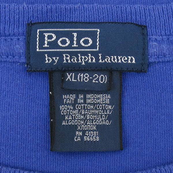 Polo Ralphlauren(폴로) 남성용 반팔 티 [강남본점] 이미지5 - 고이비토 중고명품