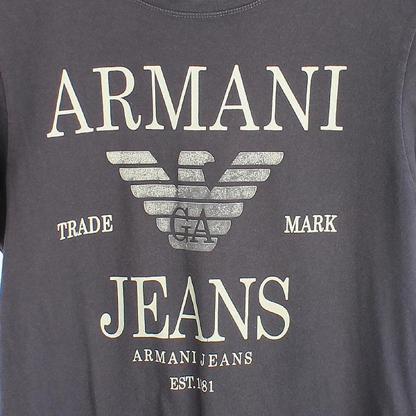 Armani(아르마니) 남성용 반팔 티 [강남본점] 이미지3 - 고이비토 중고명품