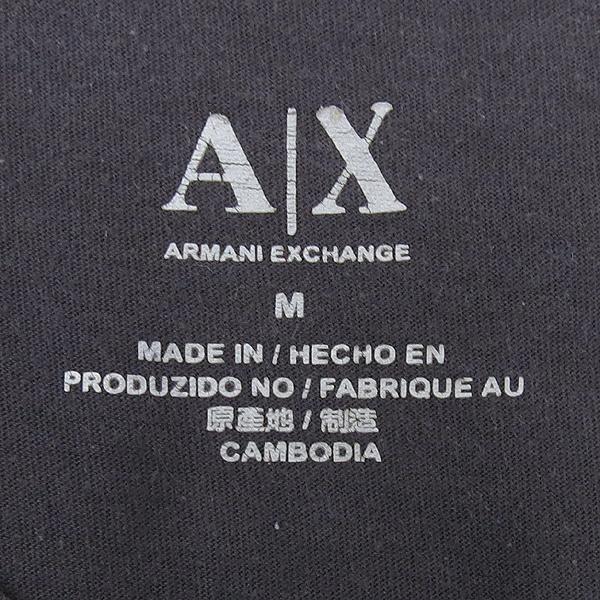 Armani(아르마니) 남성용 반팔 티 [강남본점] 이미지5 - 고이비토 중고명품