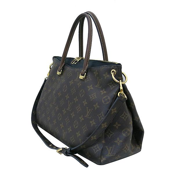 Louis Vuitton(루이비통) M41064 모노그램 캔버스 NOIR 팔라스 토트백 + 숄더 스트랩 [부산센텀본점]