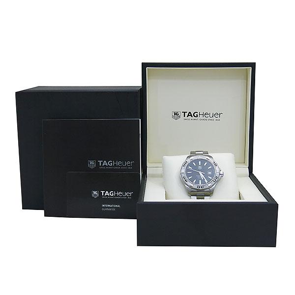 Tag Heuer(태그호이어) WAP2010 BA0830 AQUARACER (아쿠아레이서) 스틸 오토메틱 블랙다이얼 남성용 시계 [부산센텀본점]