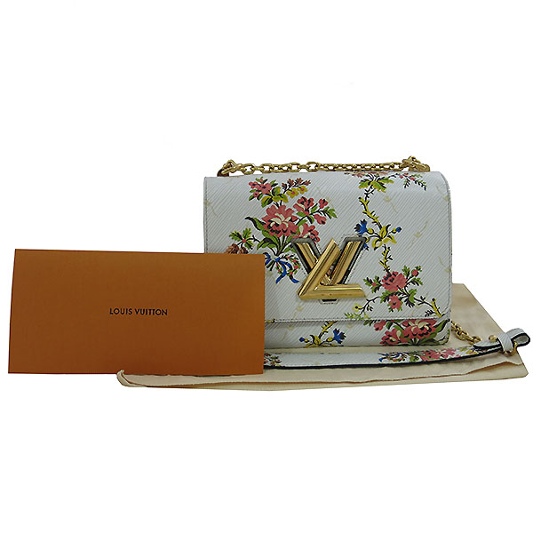 Louis Vuitton(루이비통) M51439 플라워 블라썸 트위스트 에삐 MM 금장 체인 숄더백 [대구동성로점]