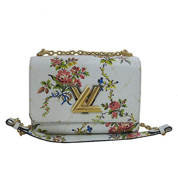 Louis Vuitton(루이비통) M51439 플라워 블라썸 트위스트 에삐 MM 금장 체인 숄더백 [대구동성로점] 이미지2 - 고이비토 중고명품