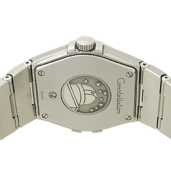 Omega(오메가) 123.10.35.60.01.001 뉴 컨스트레이션 스틸 밴드 남성용 시계 [강남본점] 이미지4 - 고이비토 중고명품