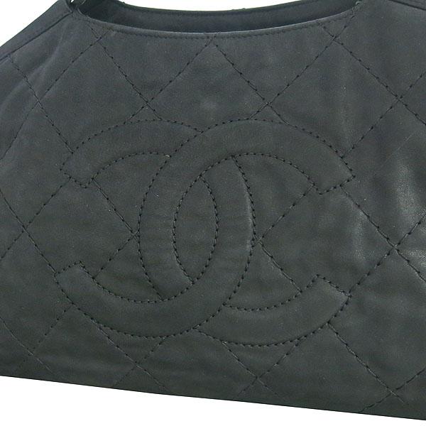 Chanel(샤넬) A67041 크루즈컬렉션 COCO 로고 퀼팅 스티치 스파클 레더 은장 체인 2WAY [동대문점] 이미지4 - 고이비토 중고명품