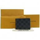 Louis Vuitton(루이비통) N63261 다미에 그라파이트 캔버스 슬렌더 월릿 반지갑 [강남본점]