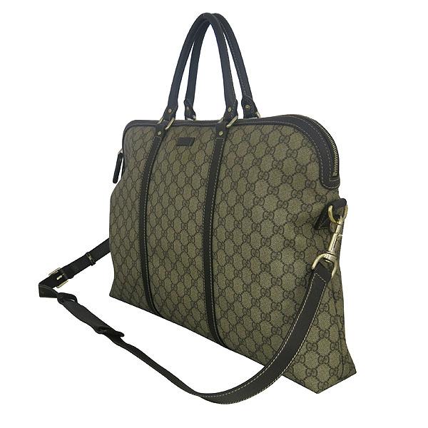 Gucci(구찌) 223674 GG 로고 PVC 토트백+숄더스트랩 [동대문점] 이미지2 - 고이비토 중고명품