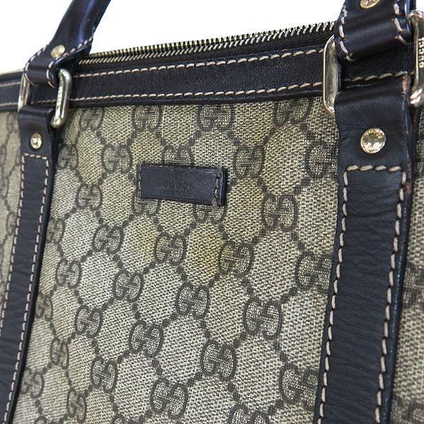 Gucci(구찌) 223674 GG 로고 PVC 토트백+숄더스트랩 [동대문점] 이미지3 - 고이비토 중고명품