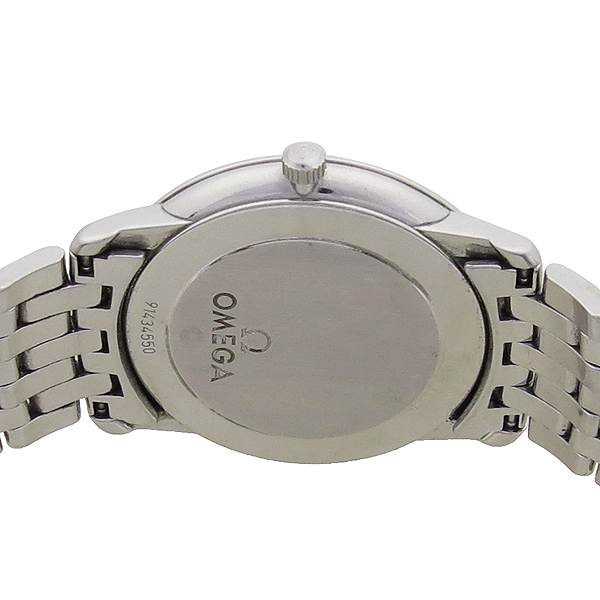 Omega(오메가) 4510  De Ville(드빌) Prestige 스틸 밴드 남성용 시계 [강남본점] 이미지4 - 고이비토 중고명품