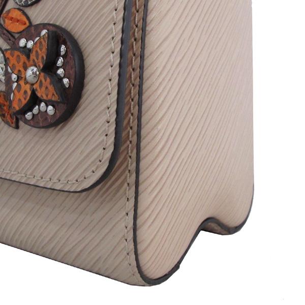 Louis Vuitton(루이비통) M53524 스네이크 패치 플로럴 디테일 트위스트 에삐 MM 은장 체인 숄더백 [대구반월당본점] 이미지5 - 고이비토 중고명품