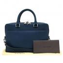 Louis Vuitton(루이비통) M32716 타이가 레더 오션 컬러 포르트-도큐멍 비즈니스 서류가방 + 숄더 스트랩 2WAY [부산센텀본점]