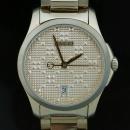 Gucci(구찌) YA126553 G-TIMELESS 126.5 금장 27MM 데이트 쿼츠 스틸 여성용 시계 [인천점]